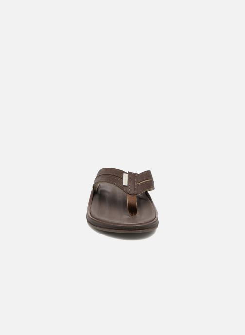 Flip flops Rider Ventor II thong AD Brown model view