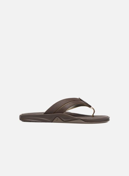 Flip flops Rider Ventor II thong AD Brown back view