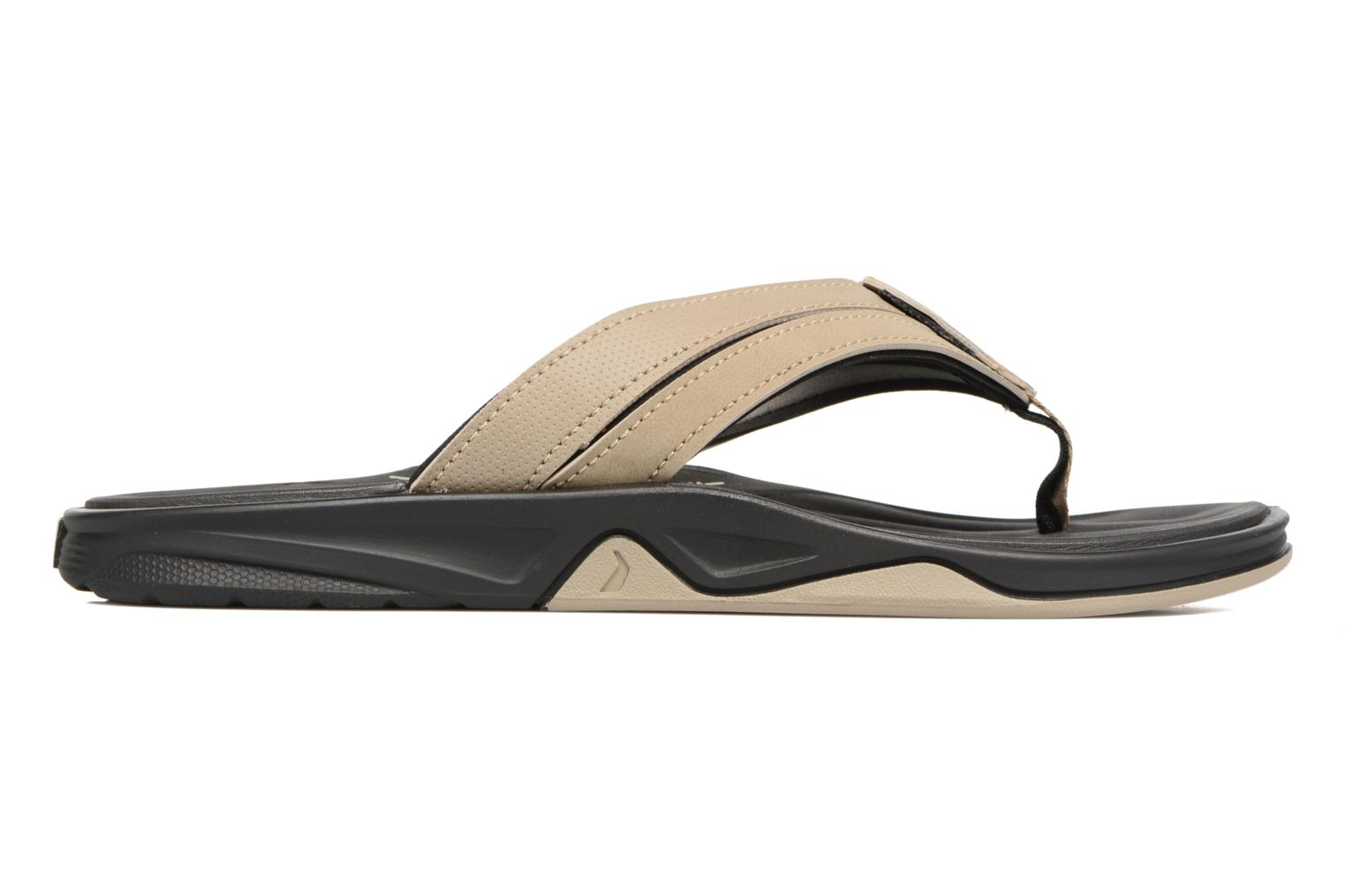 Flip flops Rider Ventor II thong AD Beige back view