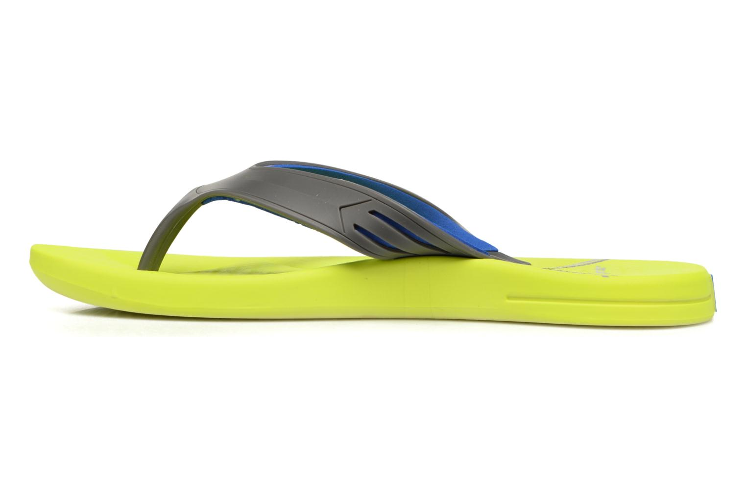Flip flops Rider Easy thong AD Yellow front view