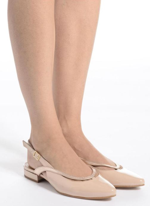 Ballerina's Made by SARENZA Sugar Shoegar #3 Beige onder