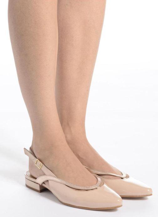 Ballerina's Made by SARENZA Sugar Shoegar #3 Beige onder