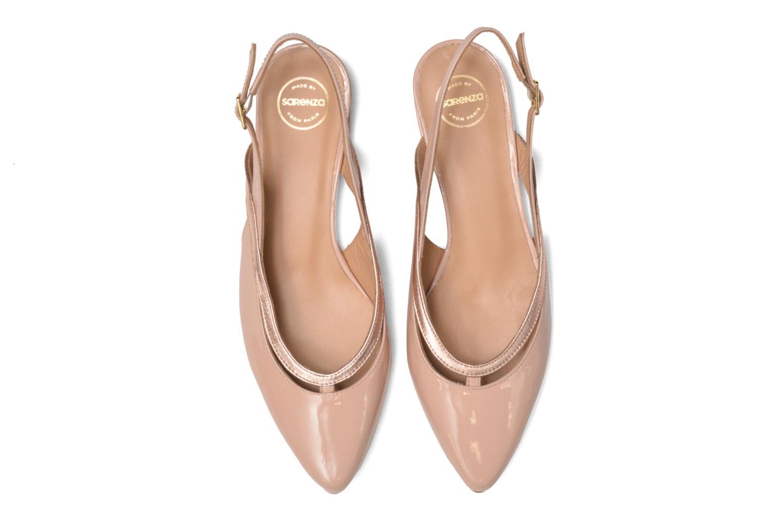 Ballet pumps Made by SARENZA Sugar Shoegar #3 Beige model view