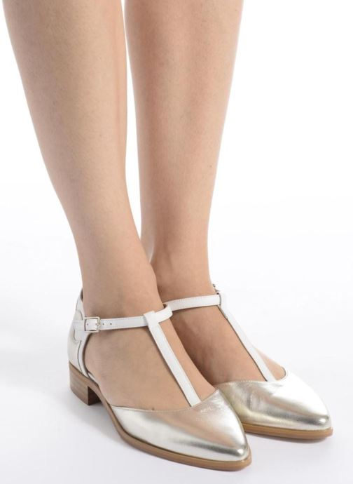 Ballerina's Made by SARENZA Vegas Lipstick #4 Zilver onder