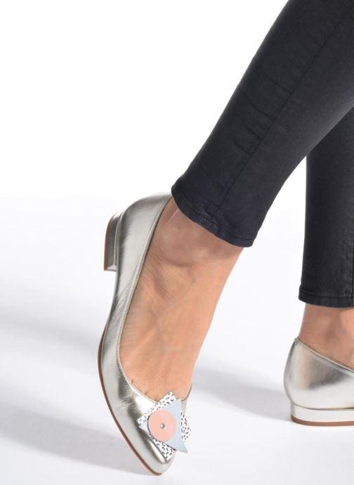 Ballerina's Made by SARENZA Sugar Shoegar #4 Zilver onder
