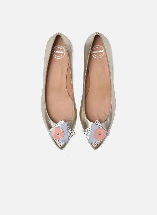 Ballerina's Made by SARENZA Sugar Shoegar #4 Zilver model