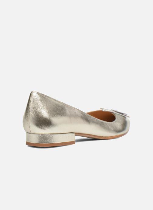 Ballerina's Made by SARENZA Sugar Shoegar #4 Zilver voorkant