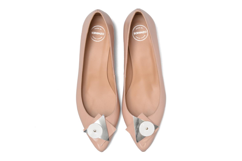 Ballet pumps Made by SARENZA Sugar Shoegar #4 Beige model view