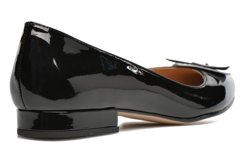 Ballet pumps Made by SARENZA Sugar Shoegar #4 Black front view