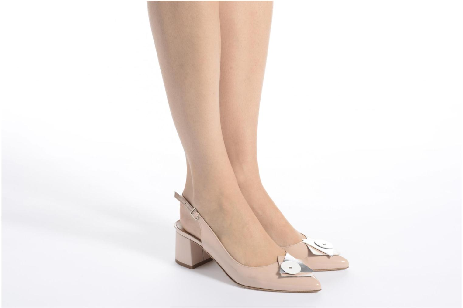 Pumps Made by SARENZA Donut hut #8 Beige onder