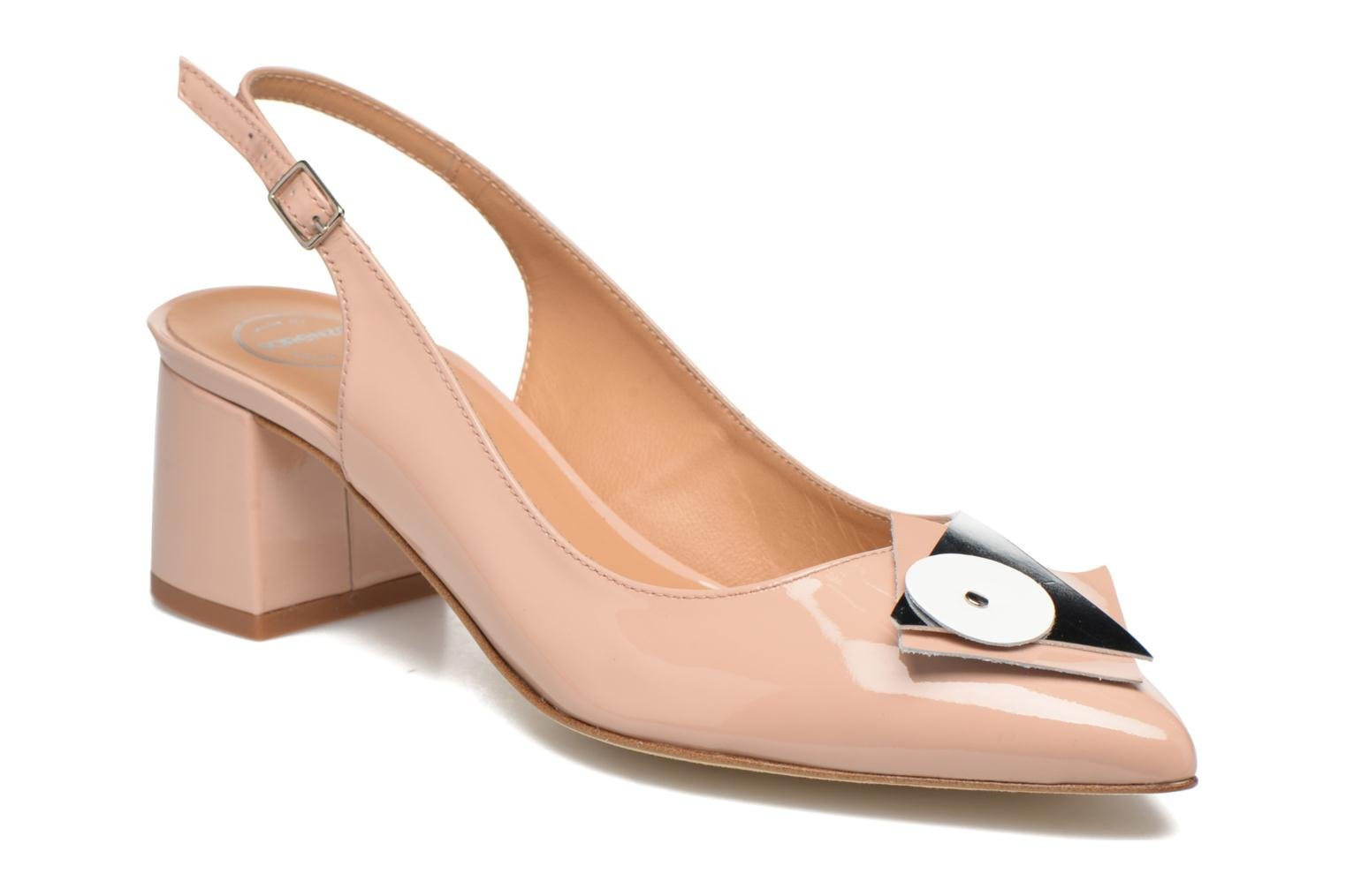 Pumps Made by SARENZA Donut hut #8 beige detaillierte ansicht/modell