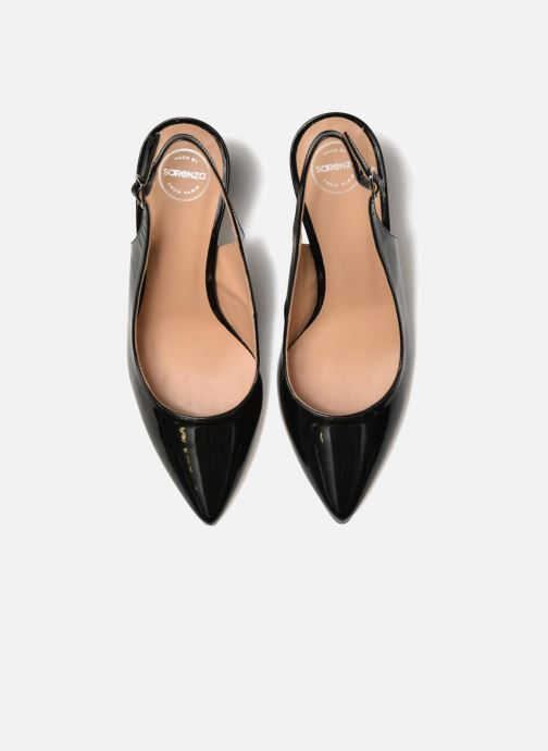 Zapatos de tacón Made by SARENZA 90's Girls Gang Escarpins #4 Negro vista del modelo