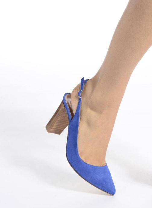 Zapatos de tacón Made by SARENZA 90's Girls Gang Escarpins #4 Azul vista de abajo