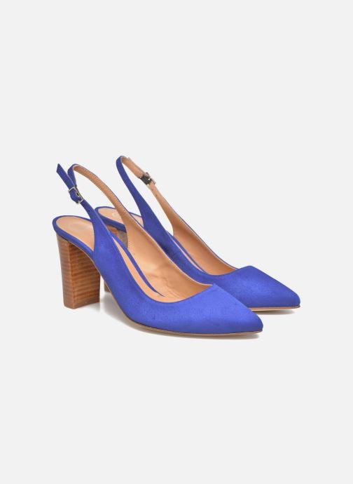 Zapatos de tacón Made by SARENZA 90's Girls Gang Escarpins #4 Azul vistra trasera