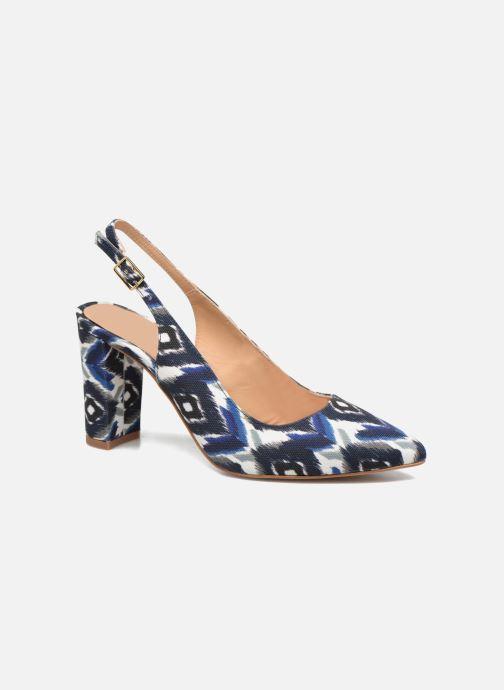 Zapatos de tacón Made by SARENZA 90's Girls Gang Escarpins #4 Azul vista lateral derecha