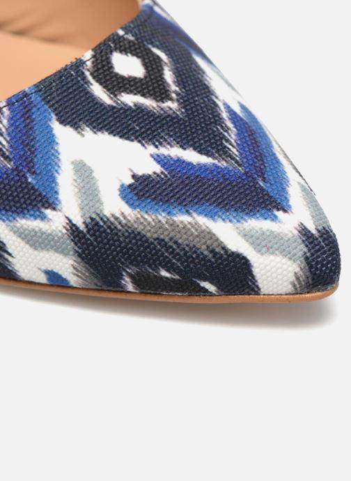 Zapatos de tacón Made by SARENZA 90's Girls Gang Escarpins #4 Azul vista lateral izquierda