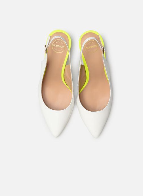 Escarpins Made by SARENZA 90's Girls Gang Escarpins #4 Blanc vue portées chaussures
