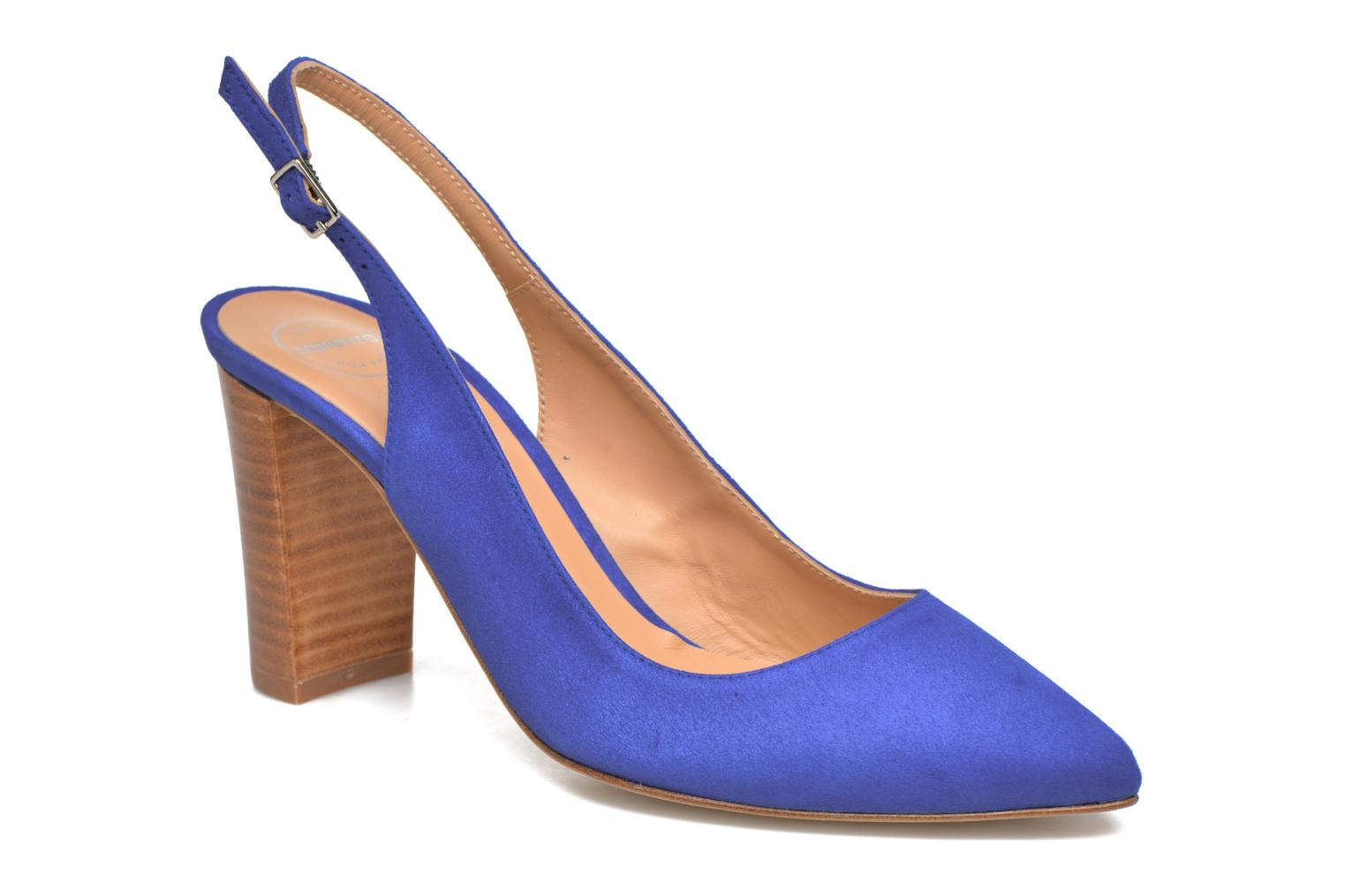 Pumps Made by SARENZA 90's Girls Gang Escarpins #4 blau ansicht von rechts