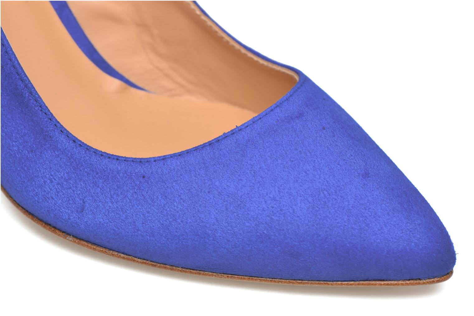 Pumps Made by SARENZA 90's Girls Gang Escarpins #4 blau ansicht von links