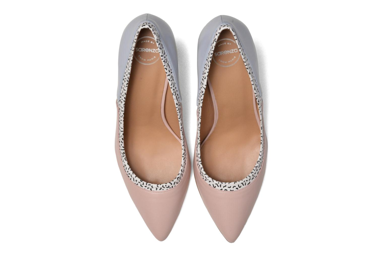 Escarpins Made by SARENZA Snow Disco #1 Multicolore vue portées chaussures