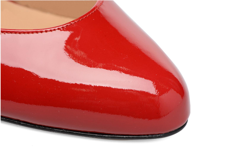 Høje hæle Made by SARENZA Rock-a-hula #5 Rød se fra venstre