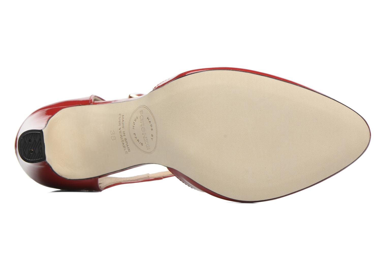 Høje hæle Made by SARENZA Rock-a-hula #5 Rød se foroven