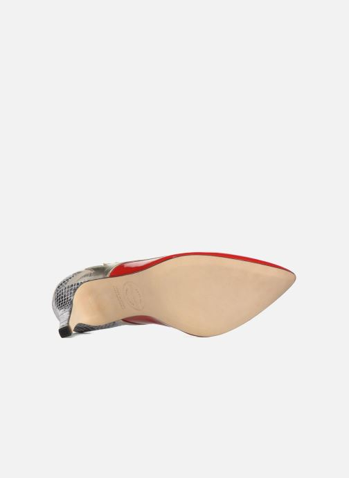 Escarpins Made by SARENZA Rock-a-hula #10 Rouge vue haut