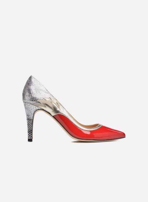 Escarpins Made by SARENZA Rock-a-hula #10 Rouge vue détail/paire