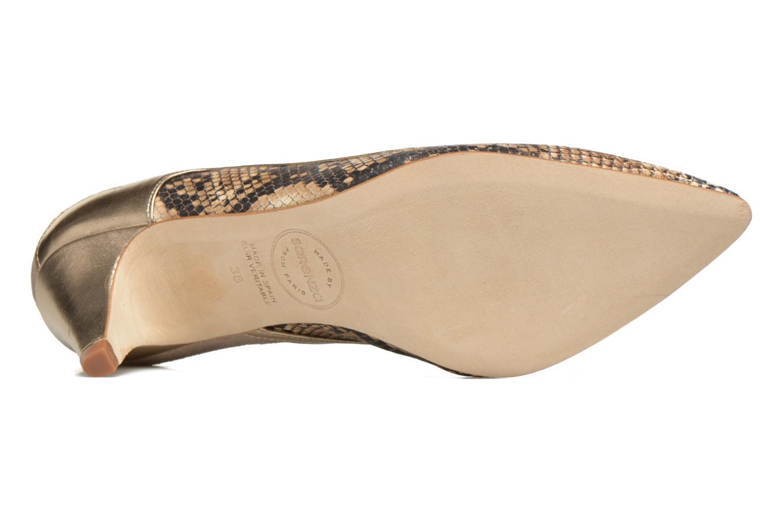 Høje hæle Made by SARENZA Rock-a-hula #8 Beige se foroven