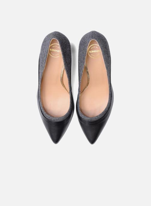 Zapatos de tacón Made by SARENZA Crazy Seventy #3 Negro vista del modelo