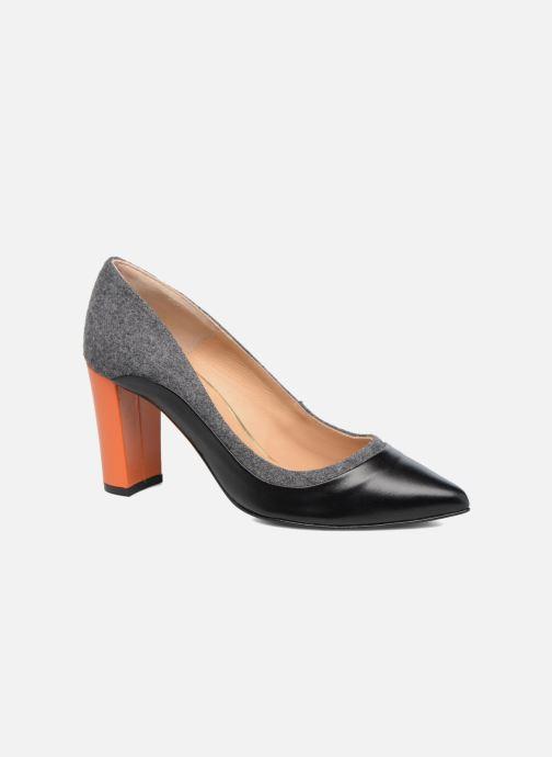 Zapatos de tacón Made by SARENZA Crazy Seventy #3 Negro vista lateral derecha