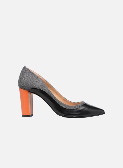 Zapatos de tacón Made by SARENZA Crazy Seventy #3 Negro vista de detalle / par