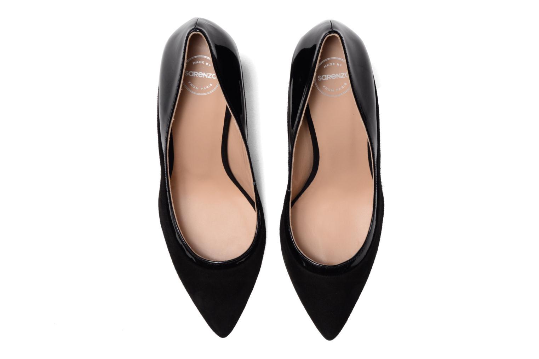High heels Made by SARENZA Crazy Seventy #3 Black model view