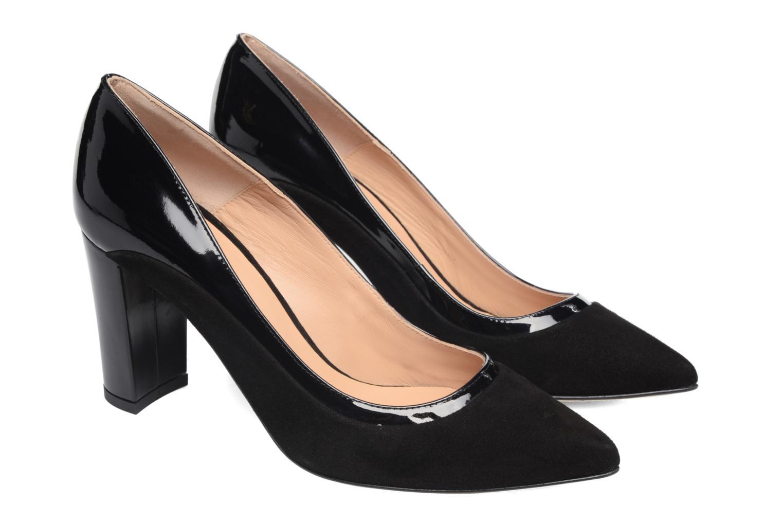 High heels Made by SARENZA Crazy Seventy #3 Black back view