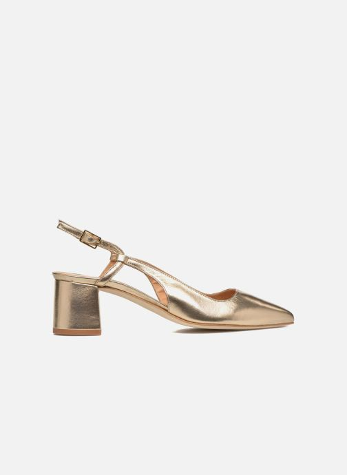 Pumps Made by SARENZA Rock-a-hula #12 Goud en brons detail