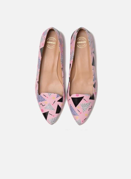 Mocassins Made by SARENZA Bombay Babes Mocassins #1 Multicolore vue portées chaussures