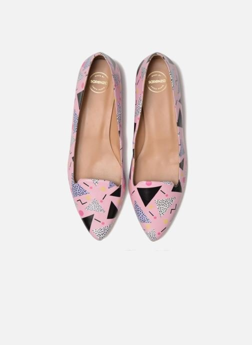Loafers Made by SARENZA Bombay Babes Mocassins #1 Multicolor model view