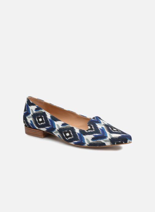 Slipper Made by SARENZA Bombay Babes Mocassins #1 blau ansicht von rechts