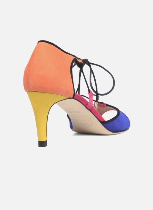 Sandales et nu-pieds Made by SARENZA Mexicoco #8 Multicolore vue face