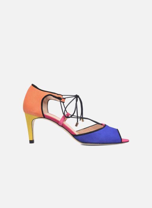 Sandales et nu-pieds Made by SARENZA Mexicoco #8 Multicolore vue détail/paire