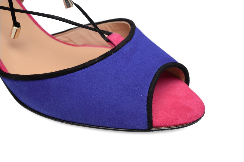 Sandalias Made by SARENZA Mexicoco #8 Multicolor vista lateral izquierda