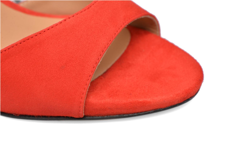 Sandales et nu-pieds Made by SARENZA Frida Banana #6 Rouge vue gauche