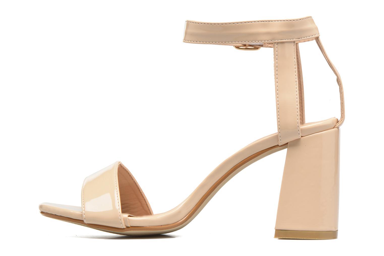 Sandals I Love Shoes BELYZE Beige front view