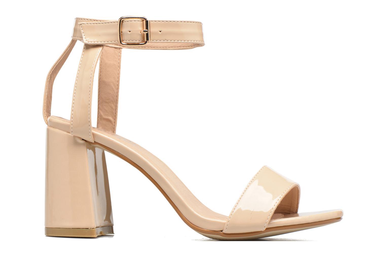 Sandals I Love Shoes BELYZE Beige back view