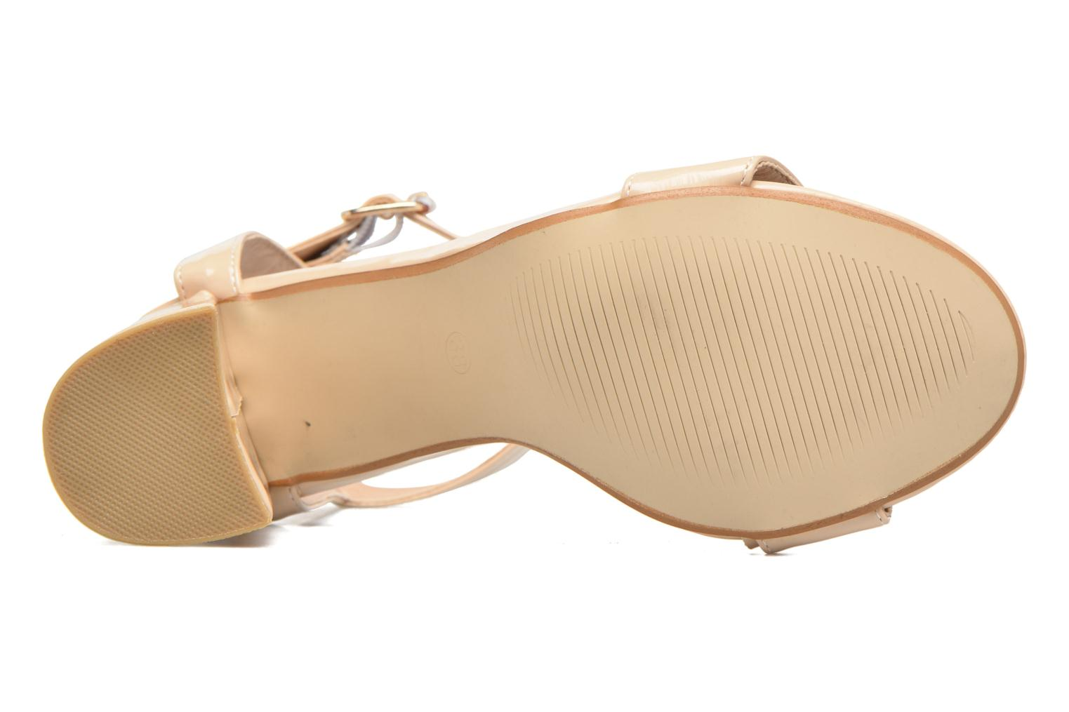 Sandals I Love Shoes BELYZE Beige view from above