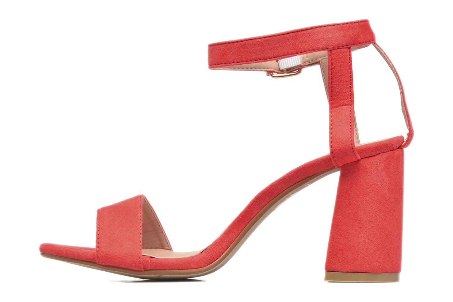 Sandalias I Love Shoes BELYZE Rojo vista de frente