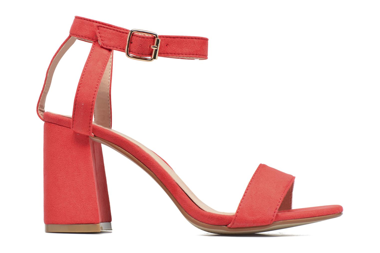 Sandalias I Love Shoes BELYZE Rojo vistra trasera