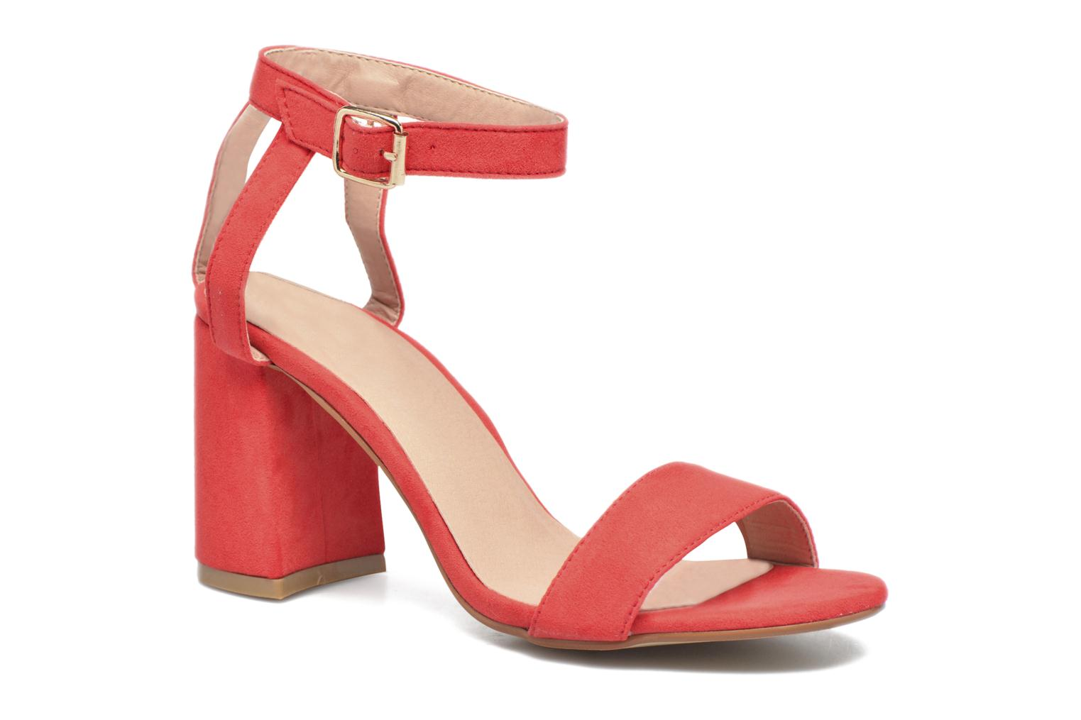 Sandalias I Love Shoes BELYZE Rojo vista de detalle / par