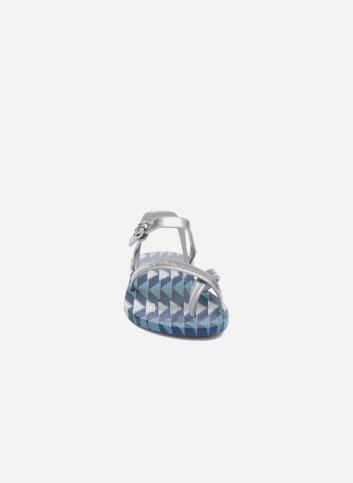Sandalen Ipanema Fashion sandal IV blau schuhe getragen