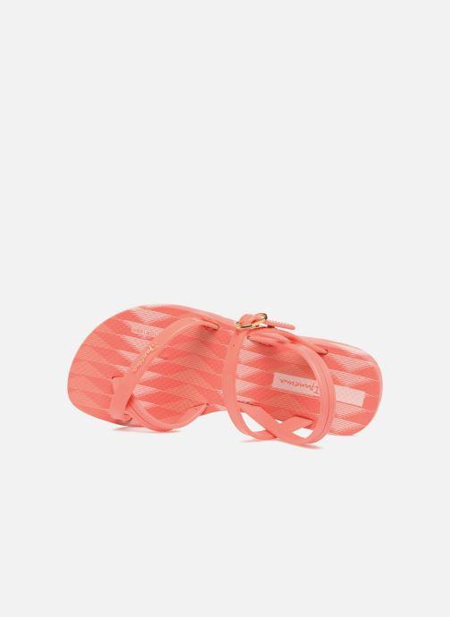 Sandalias Ipanema Fashion sandal IV Rosa vista lateral izquierda